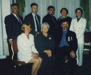 The Family at the Order of Canada Reception