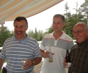 Family Gathering – brother Steve and Uncle Bren
