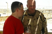 2007 Afghanistan – Col. Atkinson