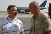 2007 Afghanistan – CWO Larry Simm