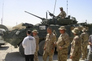 2007 Afghanistan – With the Troops